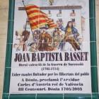 Homenatge a Joan Baptista Basset (Dénia 2006)