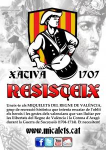 Miquelets del Regne de Valencia