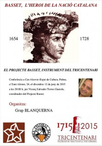 Reconeixement a Mallorca del General Basset